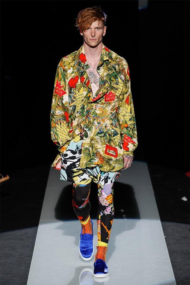 MILAN FASHION WEEK Vivienne Westwood Spring 2015. www.imageamplified.com, Image Amplified (27)