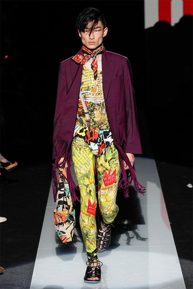 MILAN FASHION WEEK Vivienne Westwood Spring 2015. www.imageamplified.com, Image Amplified (35)