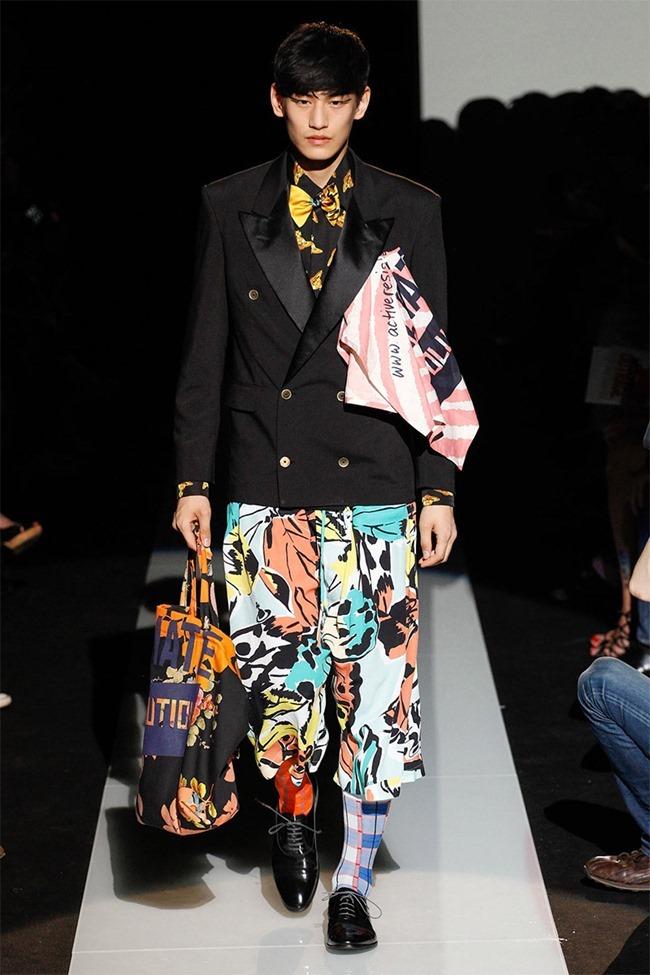 MILAN FASHION WEEK Vivienne Westwood Spring 2015. www.imageamplified.com, Image Amplified (36)