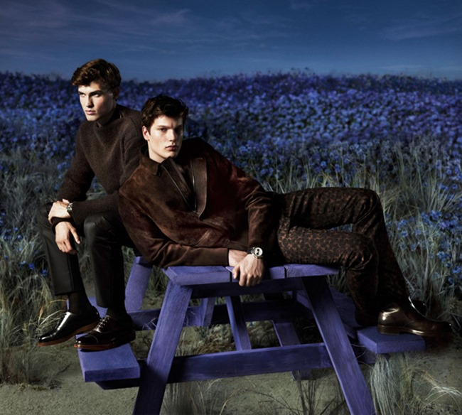 CAMPAIGN Salvatore Ferragamo Fall 2014 by Mert & Marcus. www.imageamplified.com, Image Amplified (2)