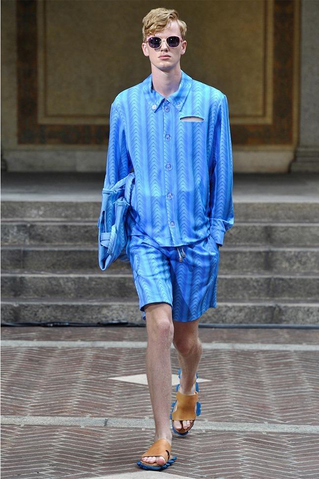 MILAN FASHION WEEK Julian Zigerli Spring 2015. www.imageamplified.com, Image Amplified (7)