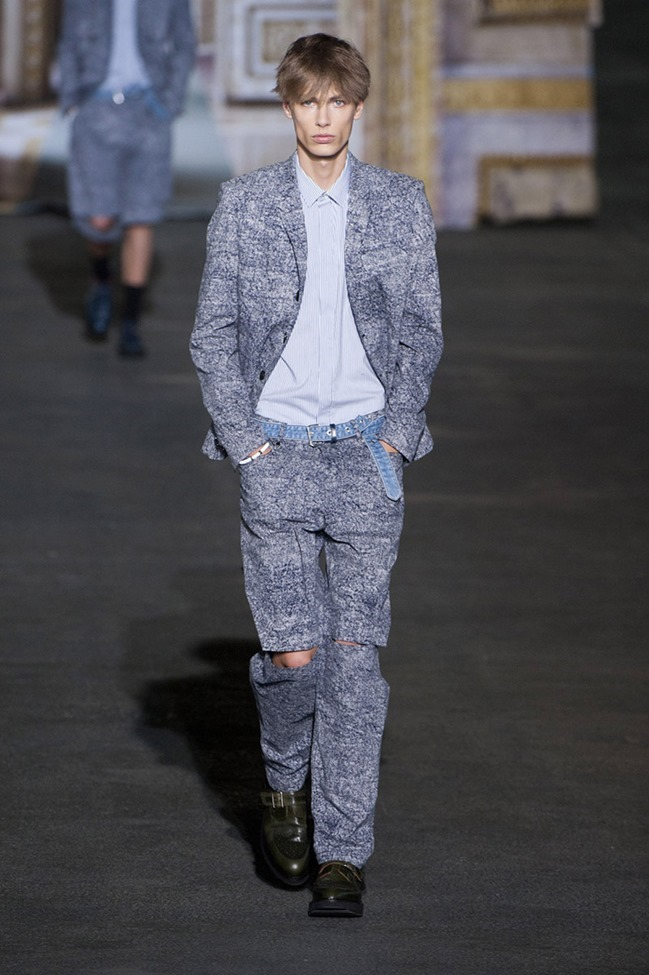 PARIS FASHION WEEK KRIS VAN ASSCHE Spring 2015. www.imageamplified.com, Image Amplified (1)