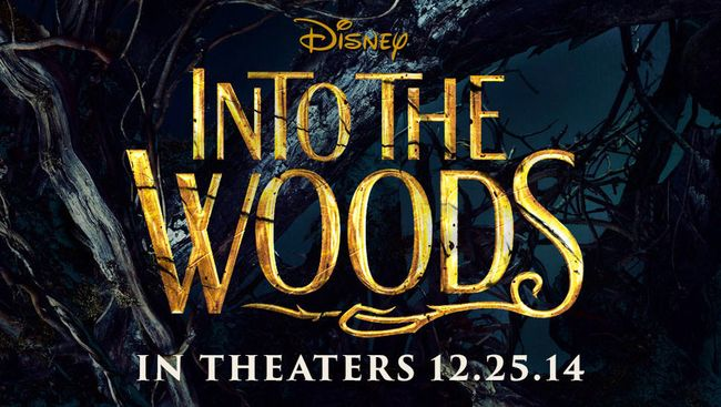 CINEMA SCAPE: Into The Woods, Official Disney Trailer. Starring Meryl Streep, Emily Blunt, James Corden, Anna Kendrick and Chris Pine. Image Amplified www.imageamplified.com