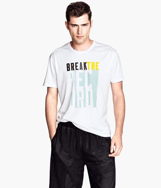 CAMPAIGN Sean O'Pry & Mathias Lauridsen for H&M Sport Spring 2014. www.imageamplified.com, Image Amplified (6)