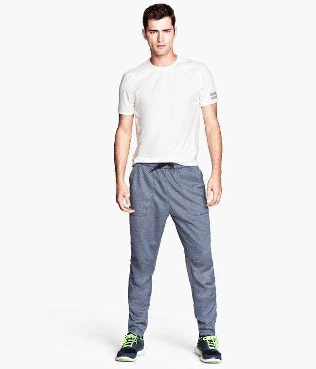 CAMPAIGN Sean O'Pry & Mathias Lauridsen for H&M Sport Spring 2014. www.imageamplified.com, Image Amplified (13)