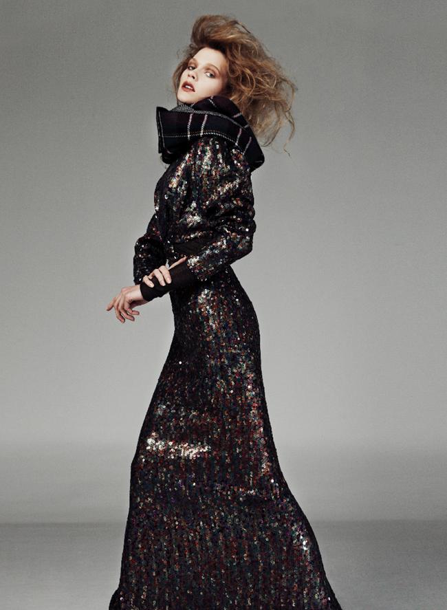 COSMOPOLITAN TURKEY Adriana P in Kuralsiz Couture by Erdi Dogan. Ebru Gulcek, January 2014, www.imageamplified.com, Image Amplified (4)