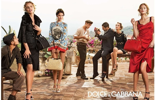 PREVIEW Dolce & Gabbana Spring 2014. www.imageamplified.com, Image Amplified (3)