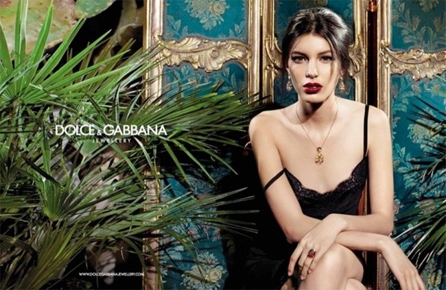 CAMPAIGN Kate King for Dolce & Gabbana Jewelry 2014. www.imageamplified.com, Image amplified (8)