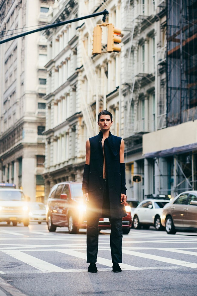 FLAUNT MAGAZINE Well, I Came to Spend Money, But You Just Went and Ruined my Mood by David Urbanke. Joshua Liebman, Fall 2013, www.imageamplified.com, Image amplified (1)