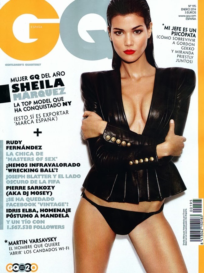 GQ SPAIN Sheila Marquez is Woman of the Year 2013. www.imageamplified.com, Image amplified (4)