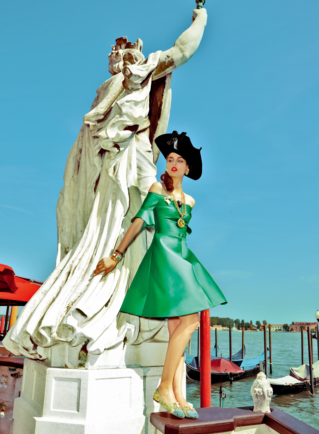 VOGUE JAPAN Zuzanna Bijoch in My Fascination With Venice by Pierpaolo Ferrari. Giovanna Battaglia, February 2014, www.imageamplified.com, Image Amplified (1)