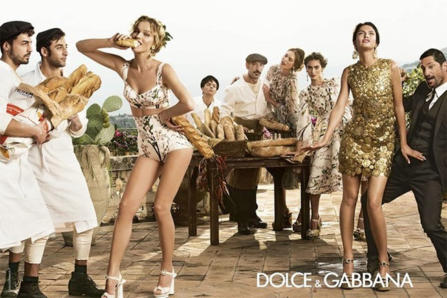 CAMPAIGN- Dolce & Gabbana Spring 2014 by Domenico Dolce. www.imageamplified.com, Image amplified (3)