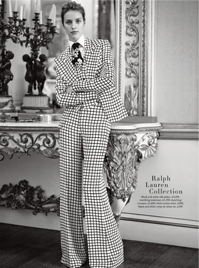 HARPER'S BAZAAR UK- Julia Frauche in The Collections by Tom Allen. Cathy Kasterine, February 2014, www.imageamplified.com, Image Amplified (4)