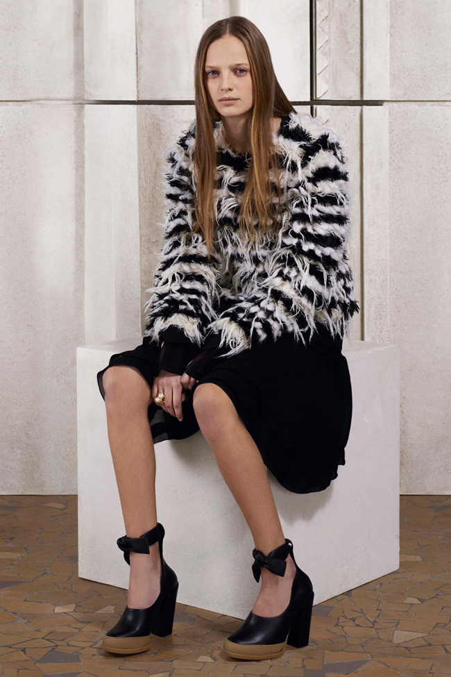 COLLECTION- Ine Neefs, Elisabeth Erm & Estee Rammant for Chloe Pre-Fall 2014. www.imageamplified.com, Image Amplified (16)