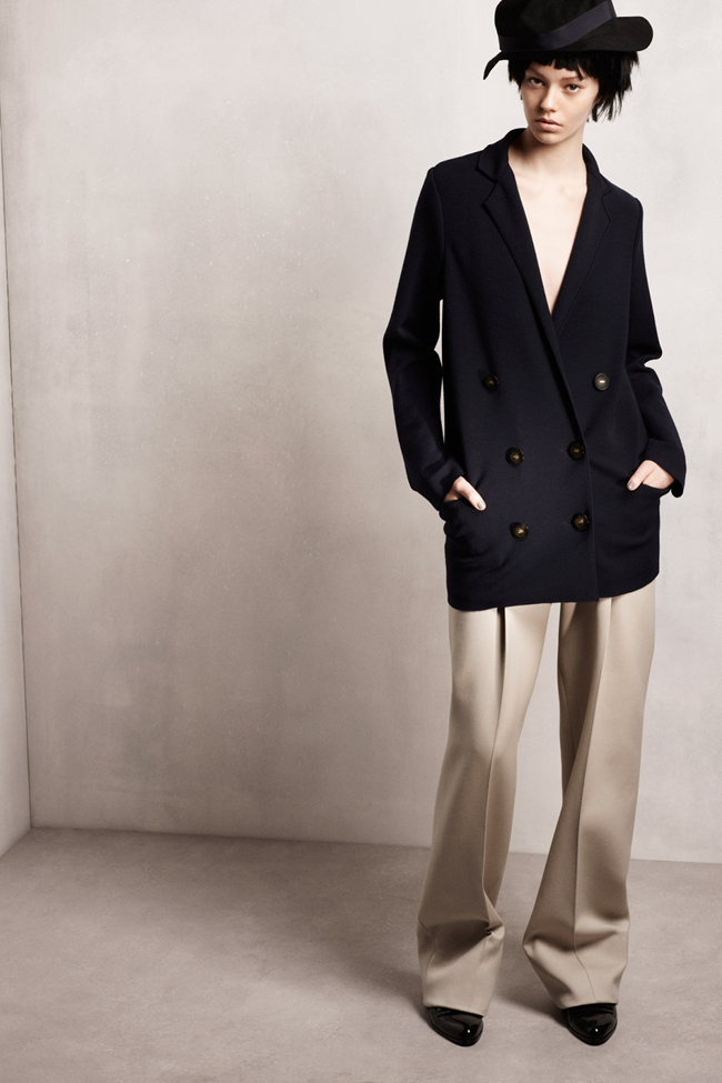 COLLECTION- Ondria Hardin for Lanvin Pre-Fall 2014. www.imageamplified.com, Image Amplified (8)