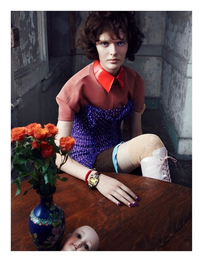 VOGUE ITALIA- Sam Rollinson by Emma Summerton. Elin Svahn, January 2014, www.imageamplified.com, Image amplified (2)