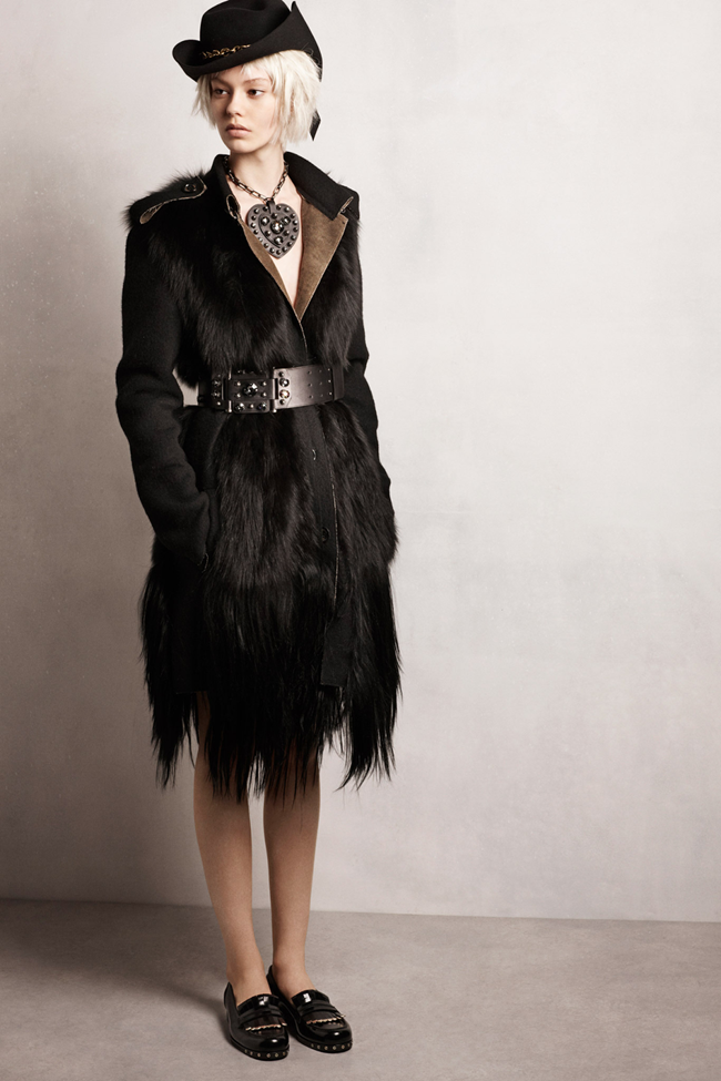 COLLECTION- Ondria Hardin for Lanvin Pre-Fall 2014. www.imageamplified.com, Image Amplified (12)