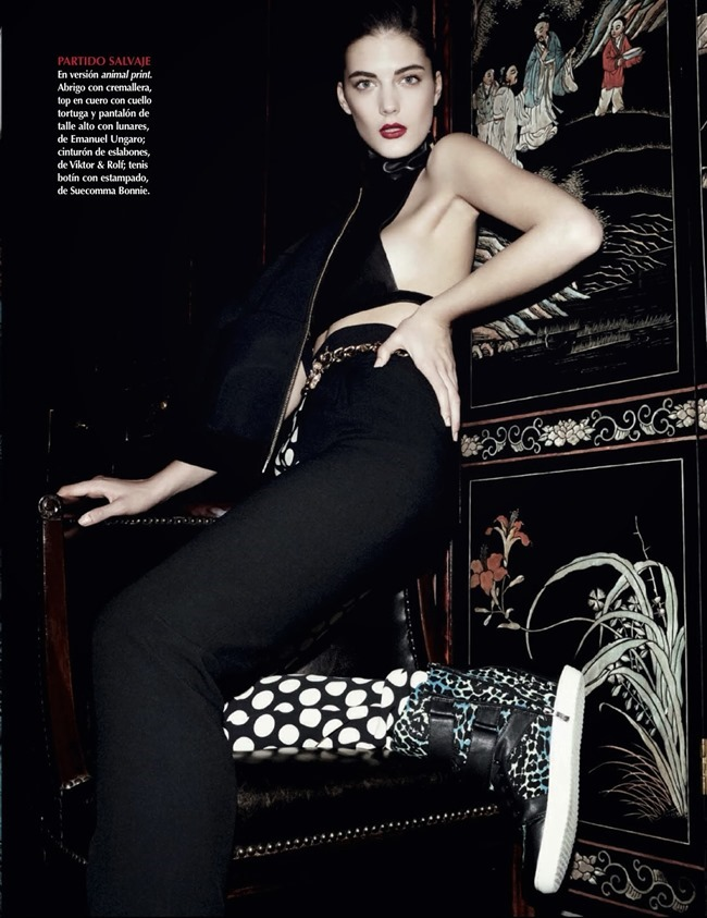 VOGUE MEXICO- Katryn Krger by Alessio Bolzoni. Ye Young Kim, January 2014, www.imageamplified.com, Image Amplified (3)