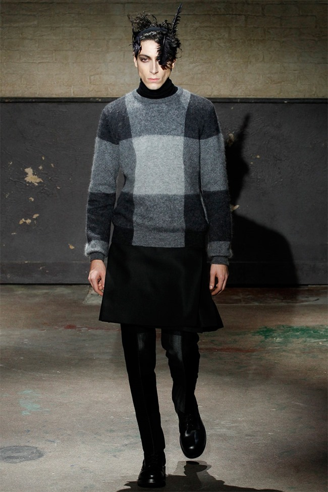 LONDON COLLECTIONS MEN- Alexander McQueen Fall 2014. www.imageamplified.com, Image Amplified (6)