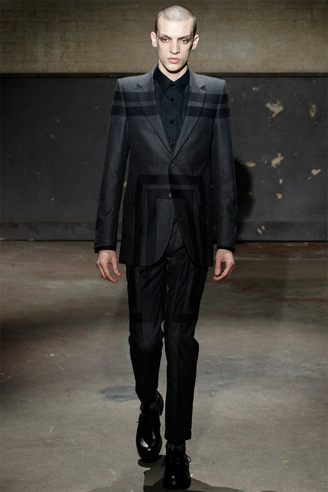 LONDON COLLECTIONS MEN- Alexander McQueen Fall 2014. www.imageamplified.com, Image Amplified (9)
