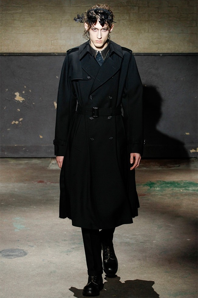 LONDON COLLECTIONS MEN- Alexander McQueen Fall 2014. www.imageamplified.com, Image Amplified (21)
