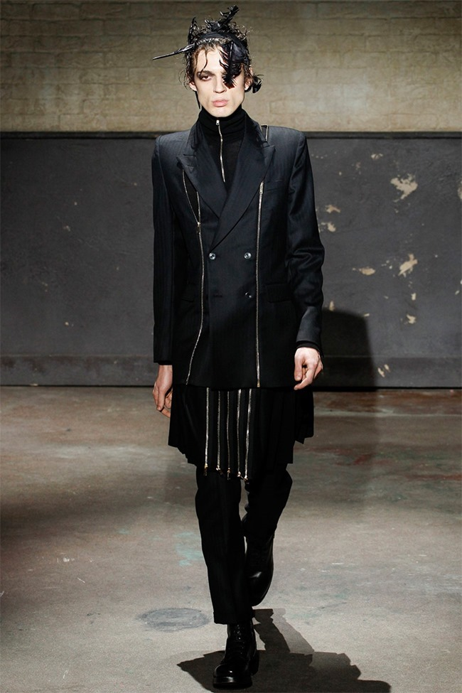 LONDON COLLECTIONS MEN- Alexander McQueen Fall 2014. www.imageamplified.com, Image Amplified (23)