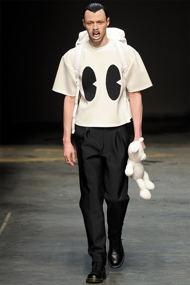 LONDON COLLECTIONS MEN- Bobby Abley Fall 2014. www.imageamplified.com, Image Amplified (1)