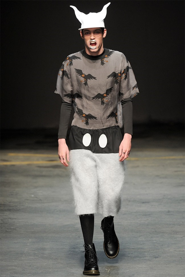 LONDON COLLECTIONS MEN- Bobby Abley Fall 2014. www.imageamplified.com, Image Amplified (11)