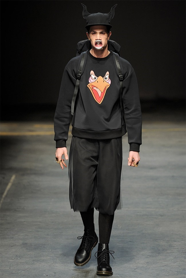 LONDON COLLECTIONS MEN- Bobby Abley Fall 2014. www.imageamplified.com, Image Amplified (15)