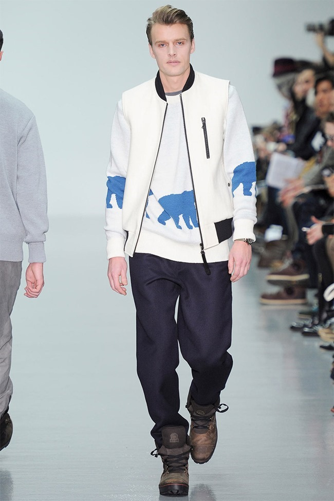 LONDON COLLECTIONS MEN- Christopher Raeburn Fall 2014. www.imageamplified.com, Image Amplified (3)