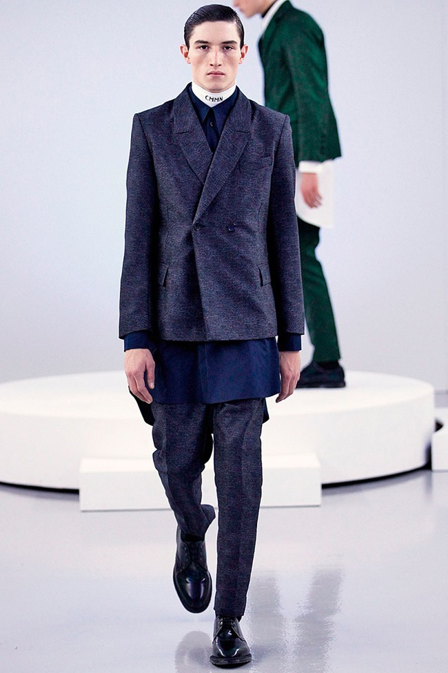 LONDON COLLECTIONS MEN- COMMON Fall 2014. www.imageamplified.com, Image Amplified