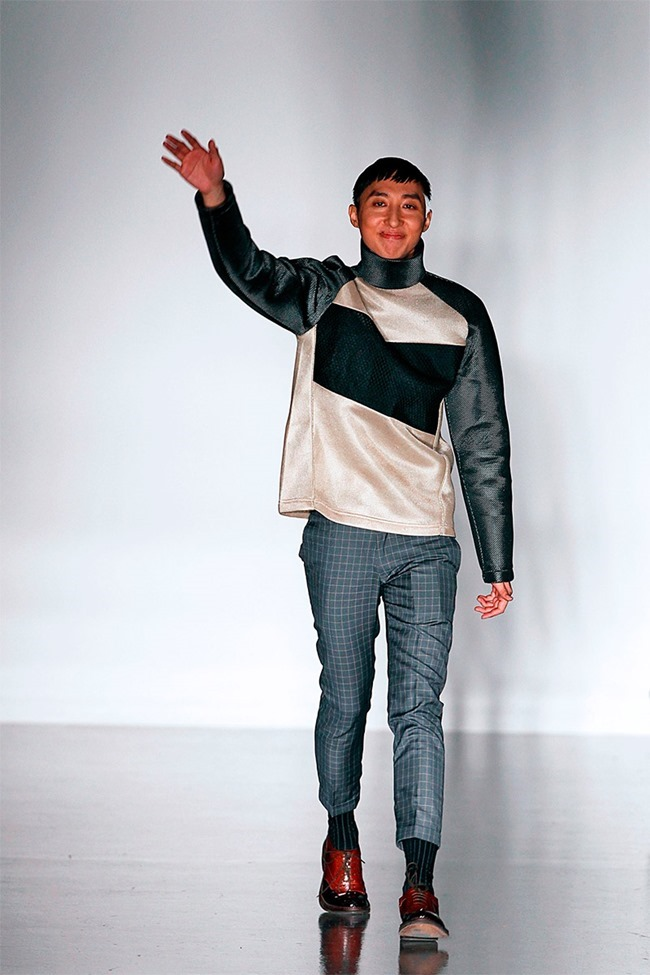 LONDON COLLECTIONS MEN- Kay Kwok Fall 2014. www.imageamplified.com, Image Amplified (22)