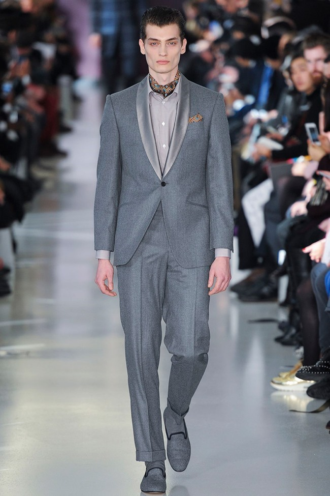 LONDON COLLECTIONS MEN- Richard James Fall 2014. www.imageamplified.com, Image Amplified