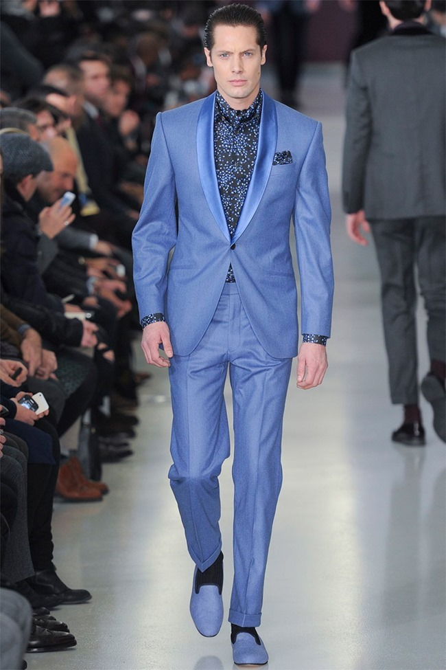 LONDON COLLECTIONS MEN- Richard James Fall 2014. www.imageamplified.com, Image Amplified (8)