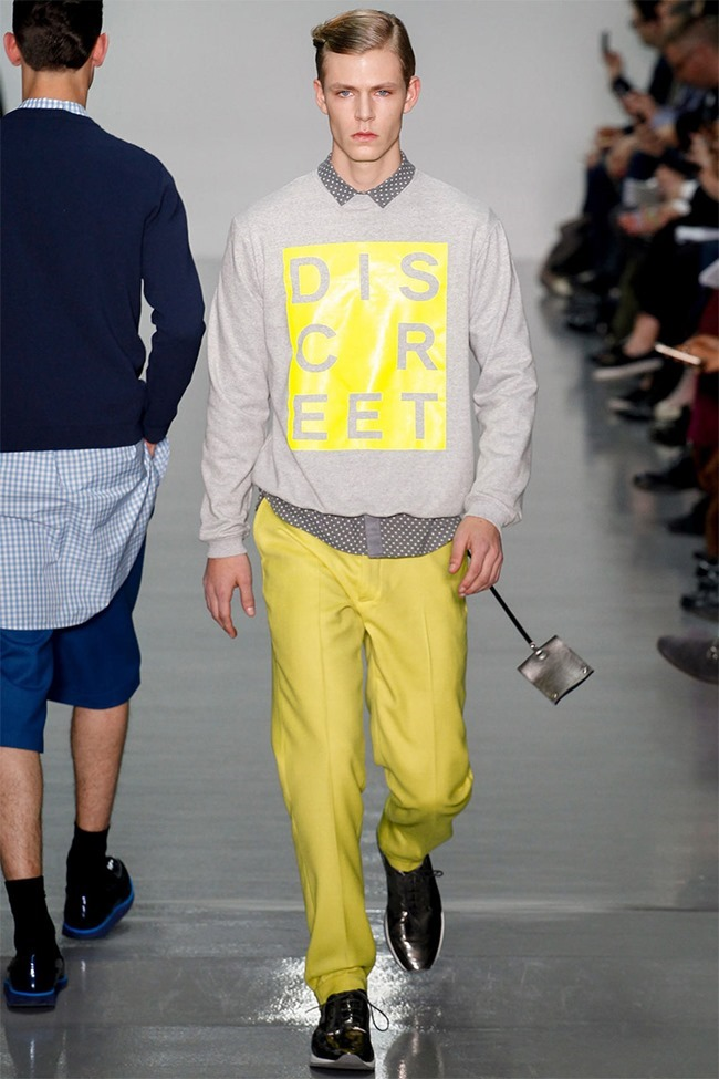 LONDON COLLECTIONS MEN- Richard Nicoll Fall 2014. www.imageamplified.com, Image Amplified (9)