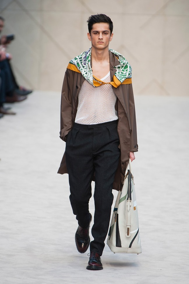 LONDON COLLECTIONS MEN Burberry Prorsum Fall 2014. www.imageamplified.com, Image Amplified (1)