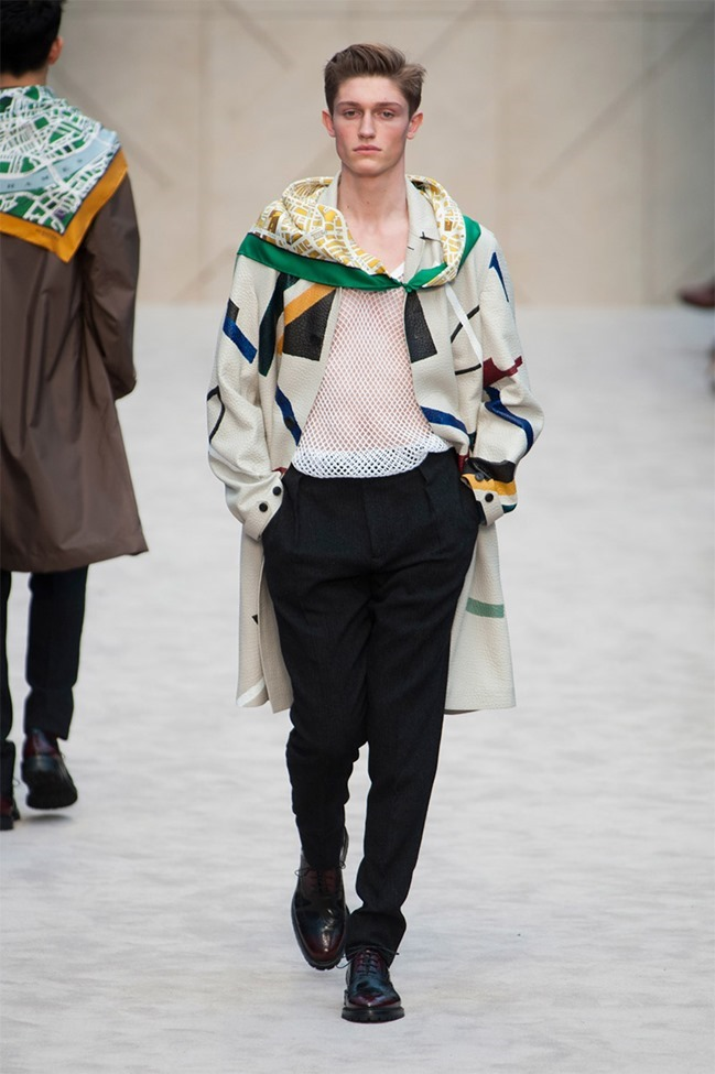 LONDON COLLECTIONS MEN Burberry Prorsum Fall 2014. www.imageamplified.com, Image Amplified (2)