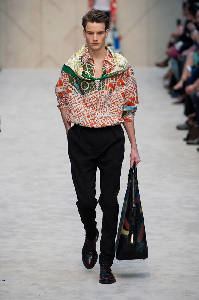 LONDON COLLECTIONS MEN Burberry Prorsum Fall 2014. www.imageamplified.com, Image Amplified (3)