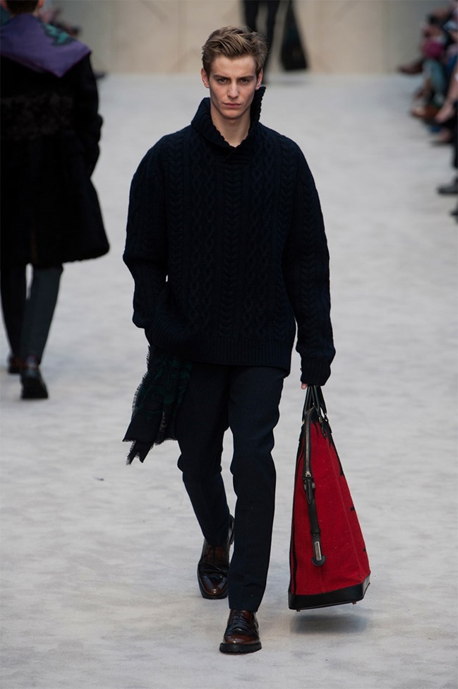 LONDON COLLECTIONS MEN Burberry Prorsum Fall 2014. www.imageamplified.com, Image Amplified (18)