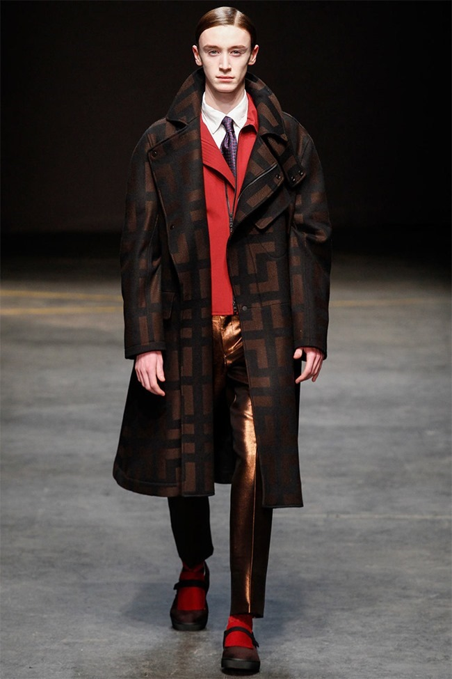 LONDON COLLECTIONS MEN E. Tautz Fall 2014. www.imageamplified.com, Image Amplified (27)