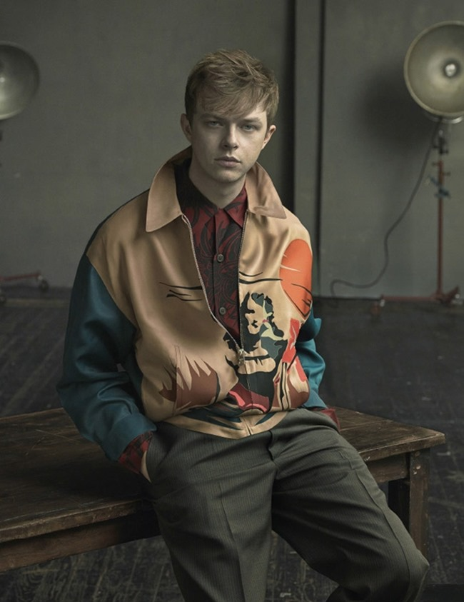 CAMPAIGN Dane DeHaan for Prada Menswear Spring 2014 by Annie Leibovitz. Olivier Rizzo, www.imageamplified.com, Image Amplified (6)
