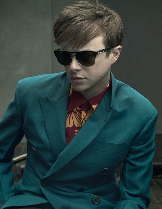 CAMPAIGN Dane DeHaan for Prada Menswear Spring 2014 by Annie Leibovitz. Olivier Rizzo, www.imageamplified.com, Image Amplified (1)