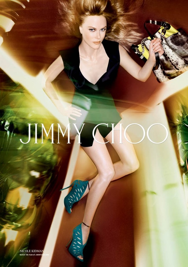 CAMPAIGN Nicole Kidman for Jimmy Choo Spring 2014 by Solve Sundsbo. www.imageamplified.com, Image amplified (1)
