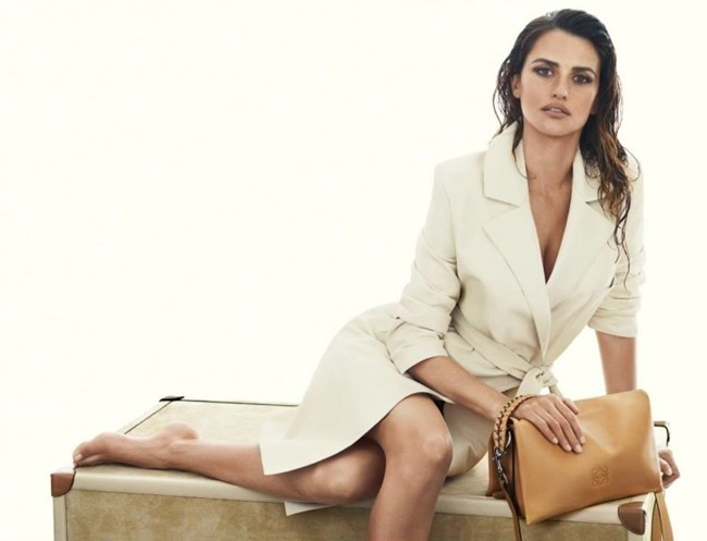 CAMPAIGN Penelope Cruz for Loewe Spring 2014 by Mert & Marcus. www.imageamplified.com, image Amplified (1)