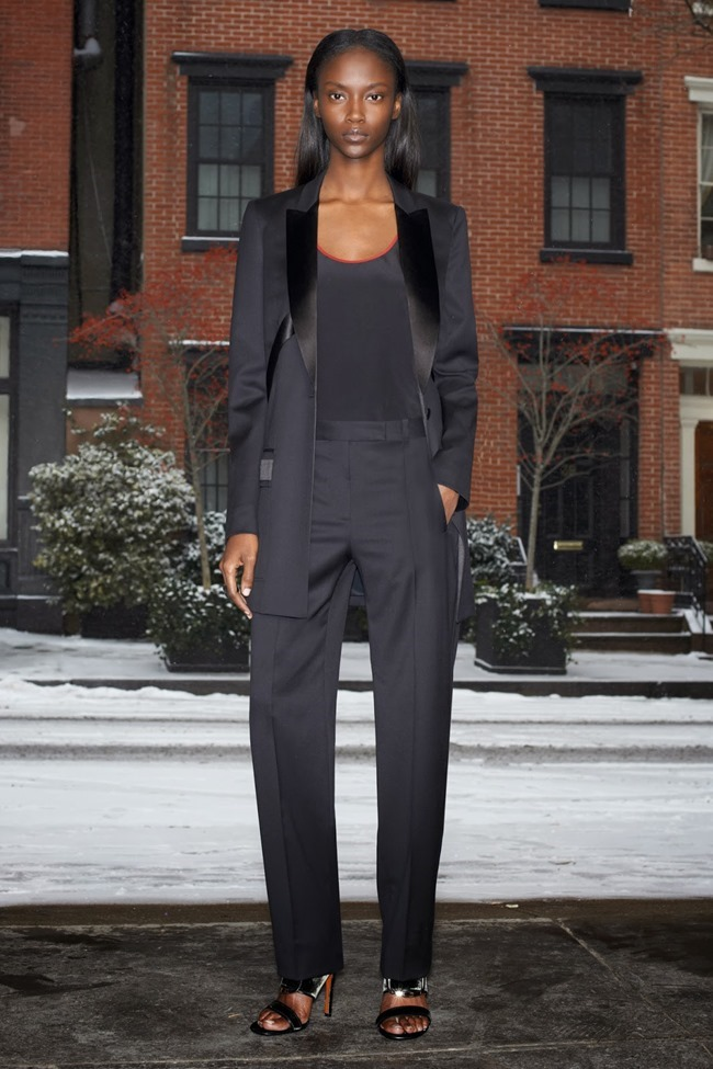COLLECTION Eboni Riley & Jamie Bochert for Givenchy Pre-Fall 2014. www.imageamplified.com, Image amplified (12)