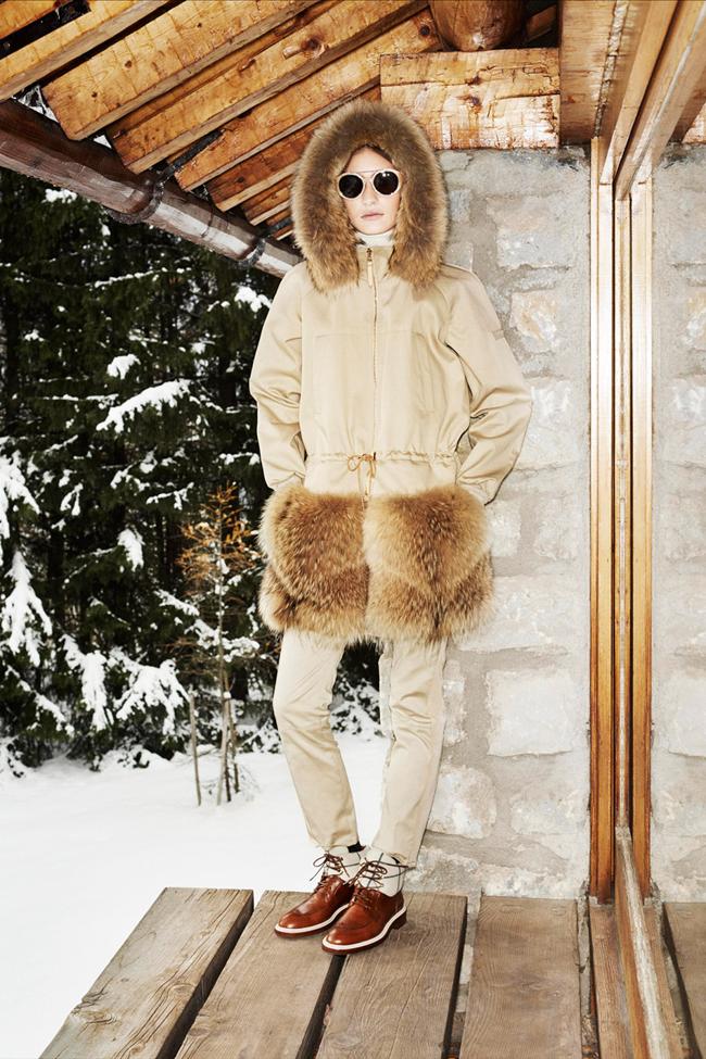 COLLECTION Saskia De Brauw, Kati Nescher & Marine Deleuw for Loui Vuitton Pre-Fall 2014. www.imageamplified.com, Image Amplified (23)