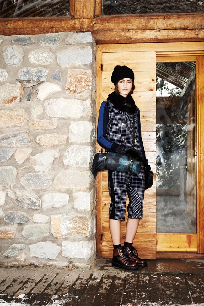 COLLECTION Saskia De Brauw, Kati Nescher & Marine Deleuw for Loui Vuitton Pre-Fall 2014. www.imageamplified.com, Image Amplified (33)
