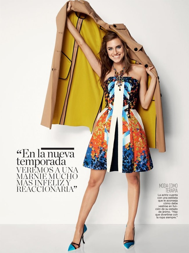 GLAMOUR SPAIN Allison Williams by Blossom Berkofsky. Maria Parra, February 2014, www.imageamplified.com, Image amplified (5)