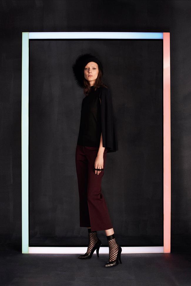 COLLECTION Saskia De Brauw, Kati Nescher & Marine Deleuw for Loui Vuitton Pre-Fall 2014. www.imageamplified.com, Image Amplified (3)