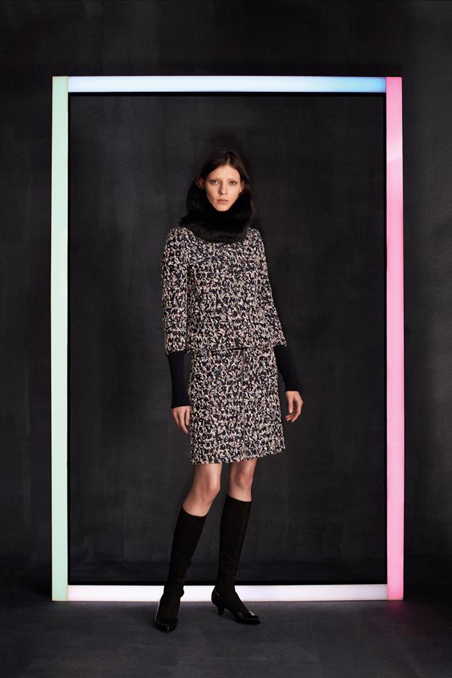 COLLECTION Saskia De Brauw, Kati Nescher & Marine Deleuw for Loui Vuitton Pre-Fall 2014. www.imageamplified.com, Image Amplified (5)
